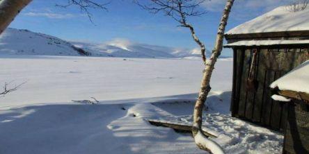 Fjellet byr på drømmeforhold  i Sør-Norge