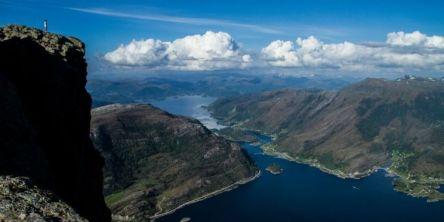Norgesferie: 22 flotte turopplevelser fra nord til sør
